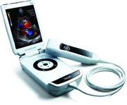 We sell test strips and GE VScan ultrasound scanner