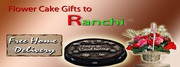RANCHI FLOWERS AND CAKES ONLINE DELIVERY