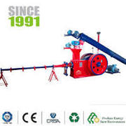 Briquette Press From India