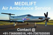 Fast and Cost-effective Charge by Medilift Air Ambulance from Varanasi