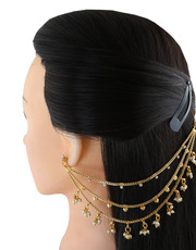 Check out Design of Matilu and Pearl ear chains at best price.