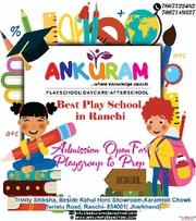 play school in ranchiJharkhand