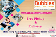 Best laundry in ranchi