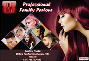 the style studio in Ranchi the style studio near me Hair Cut & Maintai