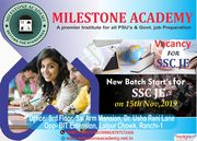 IES exam preparations by Milestone Academy,  Ranchi
