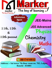 MARKER (THE KEY OF LEARNING)