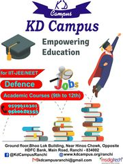 ACADEMIC(IX TO XII) BY KD CAMPUS
