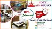24/7 service available Hotel in  Ranchi