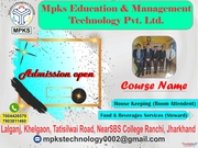 Institute For Housekeeping Ranchi