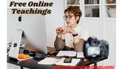 Best Online Free Teachings @ 9905937761