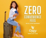Get the best Online Domestic Flights Booking in India- ojigy.com